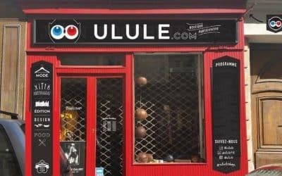 Ulule ouvre boutique à Paris – #crowdfunding