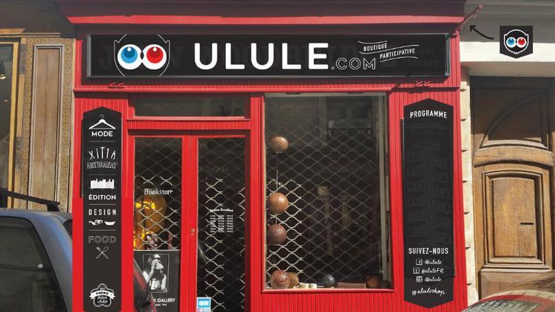 Ulule ouvre une boutique à Paris pour promouvoir le Crowdfunding