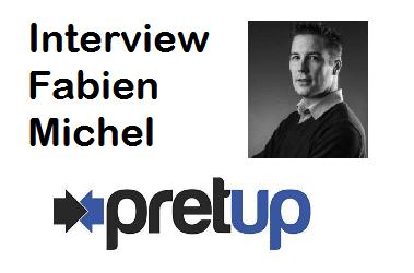 Interview Fabien Michel Pretup