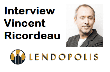 Interview de Vincent Ricordeau - Lendopolis