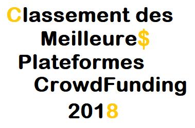Meilleur site de CrowdFunding 2018