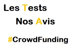 Tests et Avis - Classements CrowdFunding