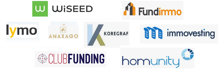 Plateformes de crowdfunding immobilier