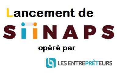 Lancement de Siinaps, nouvelle plateforme opérée par Les Entreprêteurs
