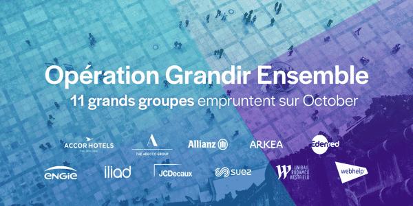 October Opération grandir sans risque