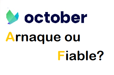 October arnaque ou plateforme fiable?