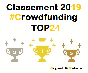 Comparatif 24 sites de CrowdFunding 2019 – Top 24