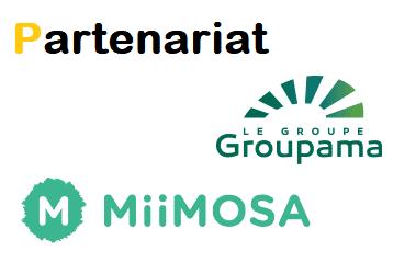 Partenariat Groupama et MiiMOSA dans le financement participatif