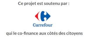 Miimosa Co-financement par Carrefour