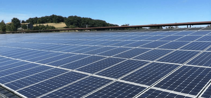 Enerfip - Centrales Photovoltaïques en toiture