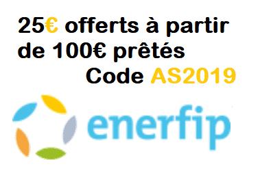 Code Parrain Enerfip