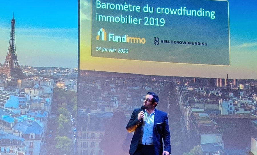 Baromètre Crowdfunding Immobilier 2019
