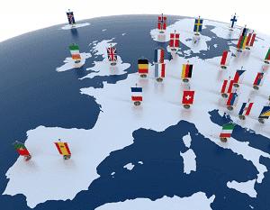 Internationalisation lendosphere