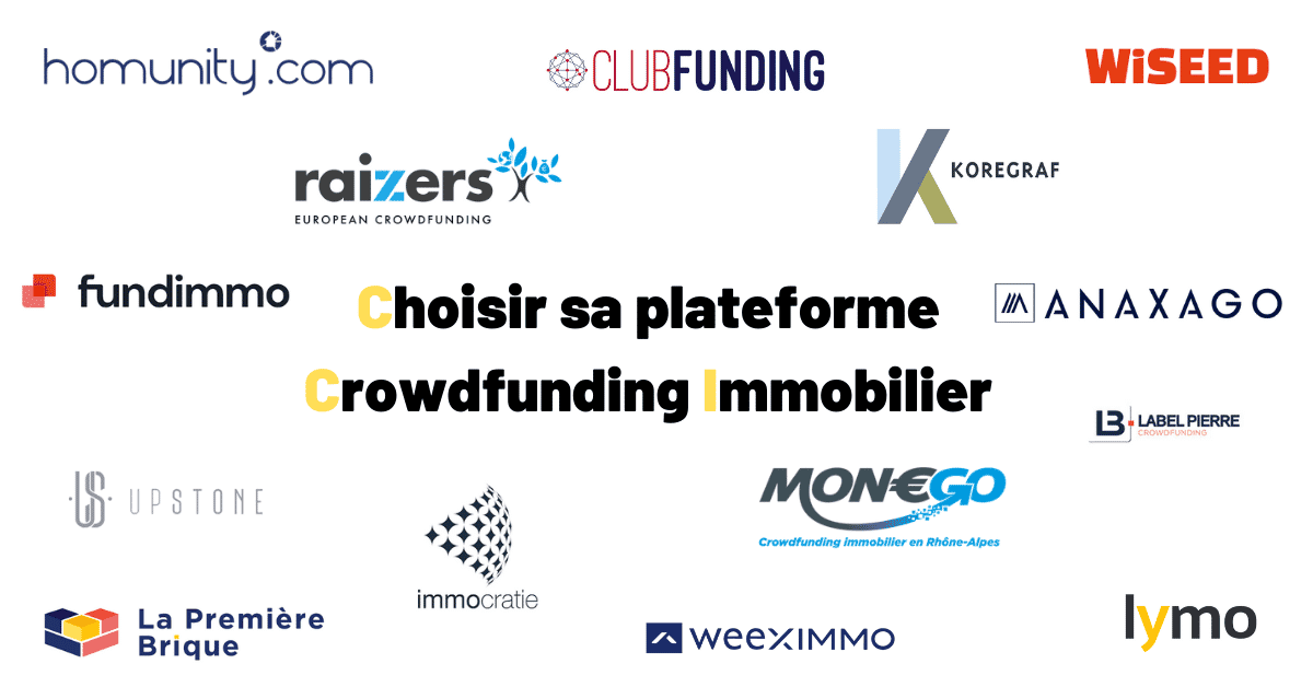 Choisir site crowdfunding immobilier pour investir