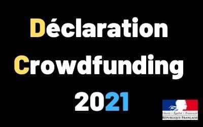 Déclaration de vos revenus Crowdfunding 2021 en 6 points